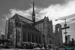 DSC00766-2 (banglaroad) Tags: sanfrancisco california blackandwhite bw usa architecture cathedral sony grace a6000