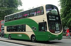 Lothian Buses: 950 LB10BUS Volvo B9TL/Wright Eclipse Gemini (emdjt42) Tags: scotland volvo edinburgh wright 950 lothianbuses sn10dlj lb10bus lothiancountrybuses