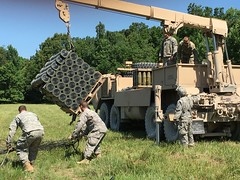 Kentucky National Guard (The National Guard) Tags: nationalguard national guard guardsman guardsmen soldier soldiers airmen airman us united states america usa military troops army air force ng kentucky ky kyng m231 modular artillery charge systems macs sling load