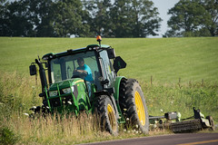 D6060_CM-148 (MoDOT Photos) Tags: green rural heavyequipment colecounty mowers centraldistrict modot safetygear bycathymorrison d6060