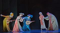 Valentin Olovyannikov, Cesar Morales, Mathias Dingman, Karla Doorbar, Jonathan Payn (DanceTabs) Tags: ballet dance shakespeare brb hippodrome birminghamroyalballet