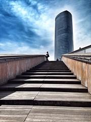 Bilbao Skyscraper #Bilbao #Bilbo #Skyscraper# #River #River# #River #BasqueCountry #Euskadi #Rio #Bridge #Puente #Rascacielo# #iPhonePhotography #Bizkaia #Vizcaya (alainmontillabello) Tags: bridge rio skyscraper river puente bilbao bizkaia euskadi vizcaya bilbo basquecountry rascacielo iphonephotography