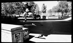 Skate Day (Dave Delvecchio Photography) Tags: street canada art film festival rock canon wonderful exposure skateboarding board trix skating rad style skatepark hollywood skate skateboard fujifilm skater alive brixton stills boarding element sk8 skateboarder thrasher skateramp skatepunk thrashermagazine filmlove filmsnotdead
