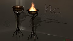 [NC] - Medieval Brazier  - NEW GIFT!! - SL Birthday at We <3 RP (niki8901 - andycool90 , HQ & 100%Mesh Low Land Imp) Tags: slfashion roleplaysl slevents we3roleplay sl free freebie secondlife gor gorean slfreeoffers roleplay rp fantasy medieval