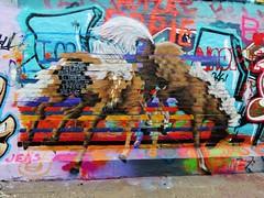 Cee Pil / Werregarenstraatje - 19 juni 2016 (Ferdinand 'Ferre' Feys) Tags: streetart graffiti belgium belgique belgi urbanart graff ghent gent gand graffitiart artdelarue urbanarte ceepil