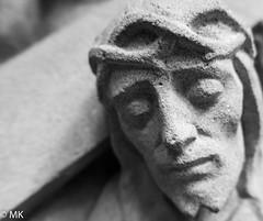 Leiden (Matthias_Cologne) Tags: cross jesus kreuz stationsofthecross jess arenberg jezus jsus kruis krzy kreuzweg viacrucis cruzar drogakrzyowa kruisweg chemindecroix attraversare traverser apraz haistasyonlar heiligenortezukoblenz pfarrerkrausanlage statiesvandekruisweg