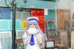 ka18 (Nhp xinh trai siu cp !) Tags: kafuu chino china japan vietnam cute cosplay sweet girl kawaii nyy chan portrait indoor gochuumon wa usagi desu ka student anime manga