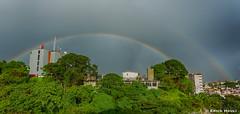 Rain and sunlight (Erick Houli) Tags: naturaleza sunlight nature rain arcoiris lluvia mix rainbow wonders mezcla luzsolar