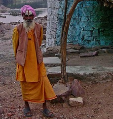 INDIEN, Old man in Orchha , 14017/6859 (roba66) Tags: old travel india man tourism reisen asia asien urlaub kultur visit explore mann hindu alter indien inde voyages orchha northernindia roba66 indiennord indienchattrisinorchhaammorgen