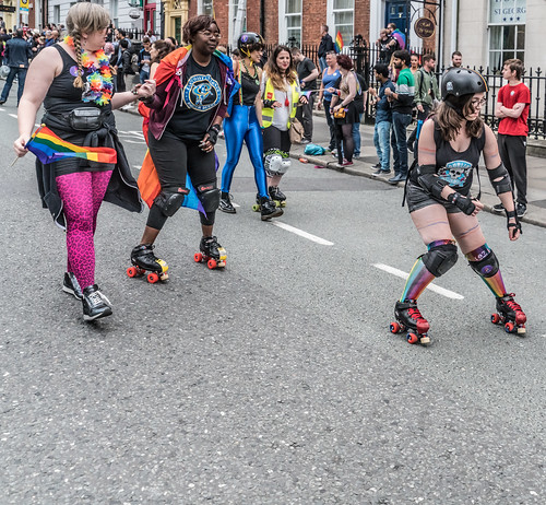 PRIDE PARADE AND FESTIVAL [DUBLIN 2016]-118188