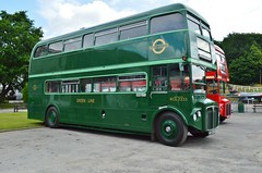 Routemaster Coach (PD3.) Tags: bus green london buses museum vintage coach transport surrey line trust routemaster preserved greenline preservation psv pcv rcl brooklands 2016 aec cuv 2233 rcl2233 cuv233c 233c lbpt cobhaml