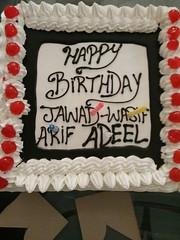 Birthday cake (adeelgill_) Tags: adeel