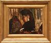 Edgar Degas - Mademoiselle Marie Dihau 1867-68 (ahisgett) Tags: new york art museum metropolitian met impressionism impressionist