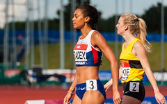 DSC_5594 (Adrian Royle) Tags: people sport athletics jumping birmingham nikon track action stadium competition running runners athletes throwing alexanderstadium britishathletics britishathleticschampionships2016