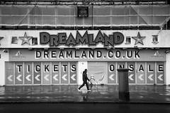 Dreamland (Scott Baldock) Tags: street rain 35mm photography margate