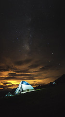 July's sky (FongZooZ) Tags: night star trail long exposure planet earth tent dong cao bac giang viet nam vietnam fongzooz hanoi milky