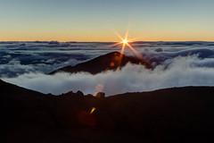 On the horizon, Top of the world (Intellemerc) Tags: hawaii maui haleakala