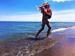 cousines (@jnathanson) Tags: girls toronto beach bluffs scarbourough