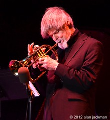 Tom Harrell, Charles McPherson Quintet featuring Tom Harrell, 2012 Detroit Jazz Festival (jackman on jazz) Tags: music michigan trumpet jazz tomharrell d7000 nikond7000 jackmanonjazz alanjackman charlesmcphersonquintet jazzfestivaldetroitdetroit