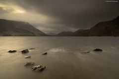 Darkness (.Brian Kerr Photography.) Tags: light rocks darkness availablelight lakedistrict cumbria ze ullswater carlzeiss zeiss21mm canon6d distagont2821 briankerrphoto