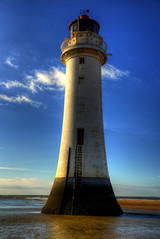 NEW BRIGHTON LIGHTHOUSE (PERCH ROCK), NEW BRIGHTON, MERSEYSIDE, ENGLAND. (ZACERIN) Tags: brighton the in new digitalcameraclub nikon brighton river photography rock sea hdr nikon image uk irish lighthouse lighthouse hdr england liverpool mersey rock seaside lighthouses lighthouses d800 d800 lancashire merseyside perch perch eddystone eddystone zacerin