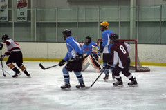 April 2013 - Nordiques at Maroons (Keith_Beecham) Tags: usa hockey kevin unitedstates pennsylvania april hatfield midget nordiques inhouse maroons 2013 hatfieldiceworld