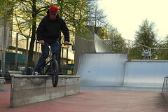 Don Wiegel - Crankslide (Joeri Veul) Tags: rotterdam blaak don wiegel