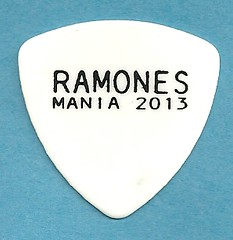 05/11/13 Ramones Mania 2013 @ Lee's Liquor Lounge, Minneapolis, MN (Event Guitar Pick - Reverse) (NYCDreamin) Tags: theramones guitarpicks 051113 ramonesmania2013