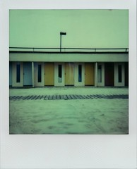 Fantastic France II (BethBennet) Tags: france color beach polaroid protection supercolor 635cl px680