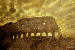 Eternity (Rinogmb) Tags: italy rome roma texture italia colosseo coloseum ringexcellence blinkagain
