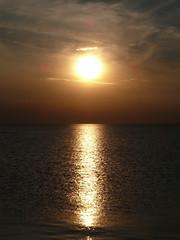 Norddeich (El-tra) Tags: sunset sun water port wasser sonnenuntergang dusk northsea hafen norddeich sonne nordsee watt backlighting gegenlicht niedersachsen lowersaxony tideland