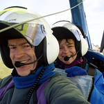 Colonsay, here we come - my turn to fly