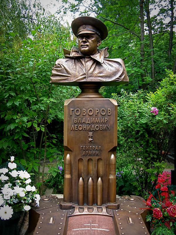 Cementerio Moscú