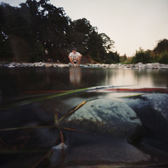 (David J. Paulin) Tags: 120 film analog kodak pinhole pdx zeroimage ektar