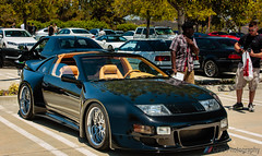 Nissan 300ZX Z32 Twin Turbo (CFlo Photography) Tags: house nissan open twin turbo 300zx hre z32 2013 cflo hreopenhouse cflophotography