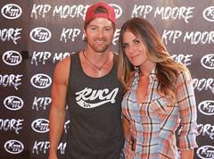 Kip Moore & Brandi of RCH Dimes