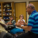 MA in education class with professor Don Steiner - summer 2013