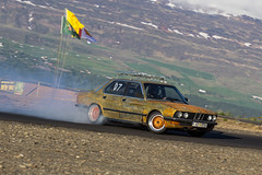 Bladagar 363 (H. Jkull) Tags: cars car iceland nissan photoshoot smoke 911 rusty competition racing turbo bmw civic burnout carshot corvette porche patrol carshow sideways e30 drifting drift blown welded nissanpatrol e36 e28 spons ls1 bmwe30 bmwe36 driff bmwdrift