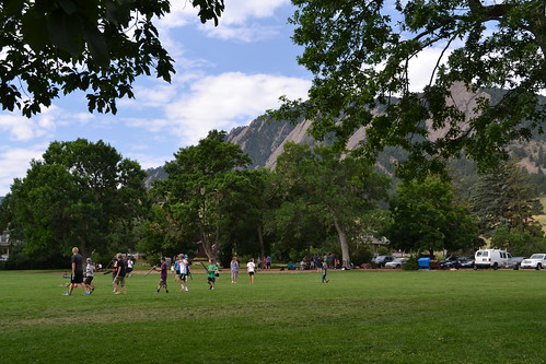 Photo - Chautauqua Park