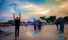 Inside The Bubble (van_ambruce) Tags: putrajayamosque klabit vanligutomphotography