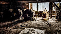A Book of Verse, A Motor, A Jug of Wine, and Thou... (Entropic Remnants) Tags: pictures mill archaeology photography photo industrial image photos pics picture silk pic olympus images company textile photographs photograph co archeology remnants throwing omd urbex entropic klotz f456 em5 918mm mzuiko lonacoming