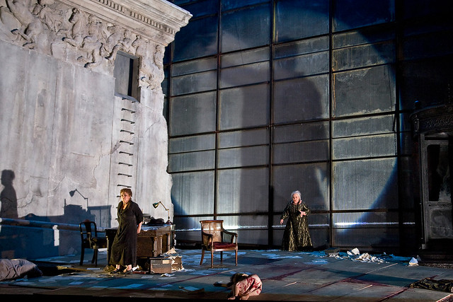 The Royal Opera's Elektra © Clive Barda, 2008