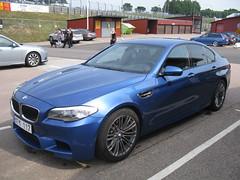 BMW M5 F10 (nakhon100) Tags: cars f10 bmw m5 v8 5series 5er