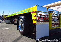 IMG_3537 (So-cal Truck Spotting) Tags: kids truck for semi custom truckin speedway irwindale largecar 2013