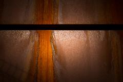Oxidise (palimpsest*) Tags: england orange building station metal architecture manchester rust unitedkingdom decay steel parking railway structure oxidation weathered carpark cladding multistory oxidise corten myfavouriteparksarecarparks aedus manchesterpiccadillymultistoreycarpark
