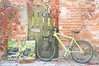 my prints, my bike, my town (.:: Maya ::.) Tags: bicycle photography canvas bulgaria фотография картина българия колело пловдив mayaeye mayakarkalicheva маякъркаличева