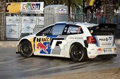 7 LATVALA . VW Polo R WRC . 2013 Rally RACC  DSC_4237e (antarc) Tags: world espaa costa car race volkswagen de championship spain nikon stage rally 7 competition racing special r wrc catalunya nikkor polo deu vr afs salou motorsport daurada 49th dx 18105 finfin miikka rallying anttila jarimatti racc 2013 ss9 latvala ralli d7000