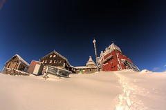 Sonnblickobservatorium (bergfroosch) Tags: rauris sonnblick kolmsaigurn wetterwarte sonnblickobservatorium