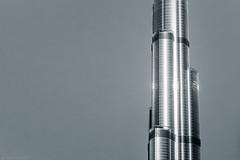 Burj Khalifa (Joerg1975) Tags: a77 alpha asia asie asien bw blackwhite burjkhalifa downtowndubai dubai emirate lens linse objective objektiv sal1650 sw schwarz sony uea unitedarabemirates vae vereinigtearabischeemirate weiss copyrightprotected         f63 sonyslta77v