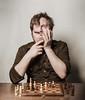 Chess    Self Portrait